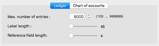 Ledger options
